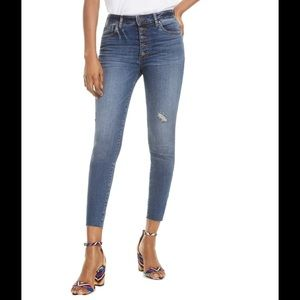 Kut from the Kloth high rise skinny /Brand New Tag